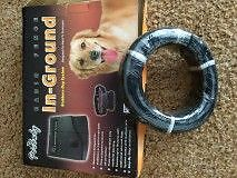 Wire for electric dog fence