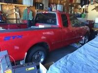 1998 Ford F-150 ext cab Pickup Truck