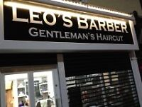 SELF EMPLOYED BARBER NEEDED - MALE OR FEMALE - SHEFFIELD S1