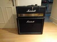 Marshall 100w Vintage Modern Amplifier Head & Cabinet