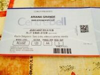 Ariana Grande Tickets $150 for both tickets