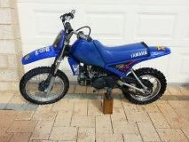 Yamaha Off Road Dirt Bike Pee Wee 80cc Butler Wanneroo Area Preview