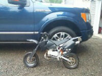 50 cc dirt bike