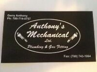 ANTHONY'S MECHANICAL