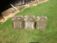 20 liter military gas cans