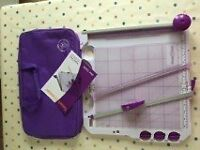 Purple Cow Smart Trimmer with Tote bag with handles