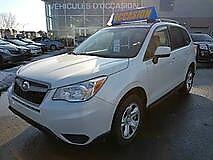 Subaru Forester 2.5i AWD 2014