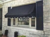 2 BRAND NEW AWNINGS