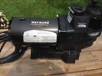 Hayward Pool Pump