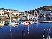 Aberystwyth to Cheshire - Traditional 2 bed terrace with garden - 3mins to harbour, beach, town etc