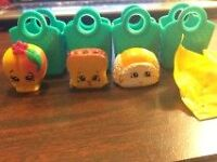 SHOPKINS!! S3 ULTRA RARE CHOC FROSTED & MORE!!!