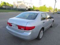 2005 HONDA ACCORD DX  en tres bon etat