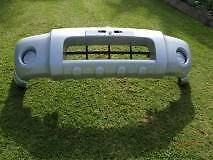 Nissan Navara D22 2012 Model Front Bumper Bar Camden Camden Area Preview