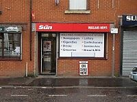 BUSY NEWSAGENTS BUSINESS FOR SALE