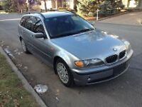 2005 BMW 325i 3 Series Familiale (station wagon)