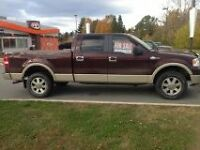 2008 Ford F-150 King Ranch  low kms!!!