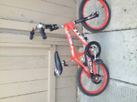 "16"" Bike in Excellent Condition-Red-""Next"""