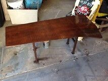 Coffee Table Solid Wood (Hemlock) one piece