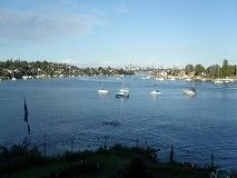 Hunters Hill Area-Double Room in Waterfront House - Private Beach Huntleys Point Hunters Hill Area Preview