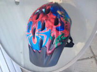 Spiderman Helmet-Excellent condition