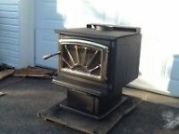 Poêle bois Pacific Energy Super 27 wood stove