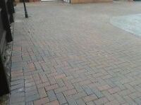 Block paving available as shown
