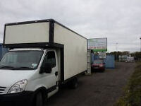 Extra LARGE LUTON van from 25 pounds !!! House Removals Cardiff, Newport , Bridgend , South Wales.