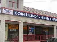 Front Counter Laundry and Dry Cleaning Attendant