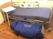 Fully adjustable hospital bed and ancillary equipment Croydon Burwood Area Preview