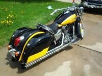 TRADE Custom motorcycle for Collector Car or Project Car