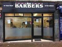 Full or Part Time Barber Needed