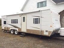 2006 Conquest 27 ft…  .BAD CREDIT FINANCING AVAILABLE !!