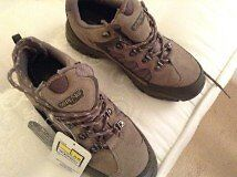 Ladies walking boots made by 50 Peaks, New Boxed with Tags, Montana low WP , Size 6 or 39EU