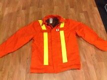 Millworks jacket and overalls