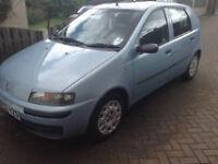 Fiat Punto 1.9 jtd 5 door
