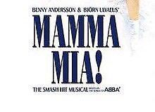 Mama Mia Sunday July 15th ONE Ticket