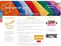 Embroidery & Branding Limited company for sale including all kit and full registration ownership