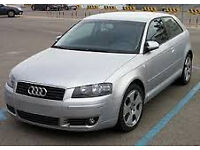 AUDI A3 2.0 TDI 2006 FOR PARTS!