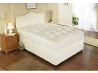 EXCLUSIVE SALE! Free Delivery! Brand New Looking! King Size (Single + Double) Bed & Mattress