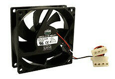 Cooler Master A8025-21CB-4BN-P1 80MM Fan / chrome grill