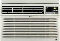 Air conditioner. Lg 8000 btu w dehumidifier CAN DELIVER inWhitby