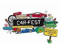 Carfest South (sold out) weekend camping one adult ticket