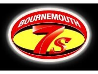 Bournemouth 7s team entry!