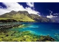 EasyJet flight ticket London Luton to Tenerife 27 Sep 2016 7:45am