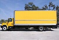 $89 hour with 5 ton 24ft truck and 2 movers