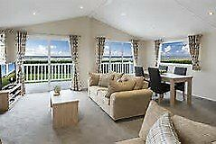 LUXURY LODGE FOR SALE- SEAVIEW PITCH- PITCH FEES INCLUDED TIL 2019 - NORTH EAST COAST- COUNTY DURHAM