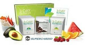 Beach Body 21 Day Fix 3 Day Refresh