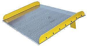 Brand New dock plate, dock board, dock ramp, walk ramp