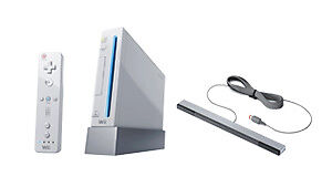 Nintendo Wii with extras