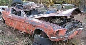 BUYING SCRAP CARS
